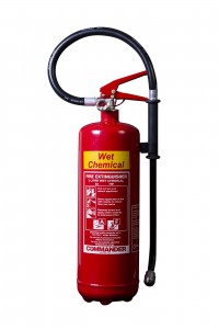 Wet Chemical Extinguisher Swindon